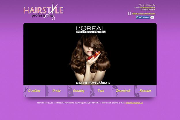 Web stránka