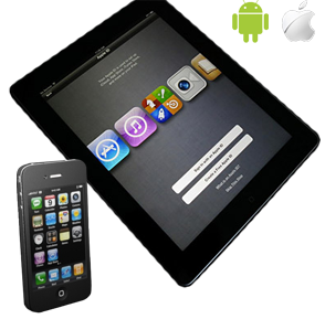 Creating applications for mobile phones and tablets