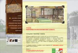 www.bistrouhrik.sk
