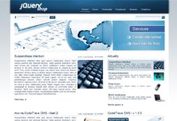 jQuery Shop